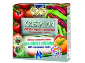 Kristalon Zdravá paradajka a paprika