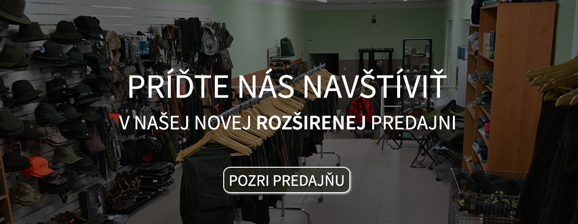 Predajňa-banner