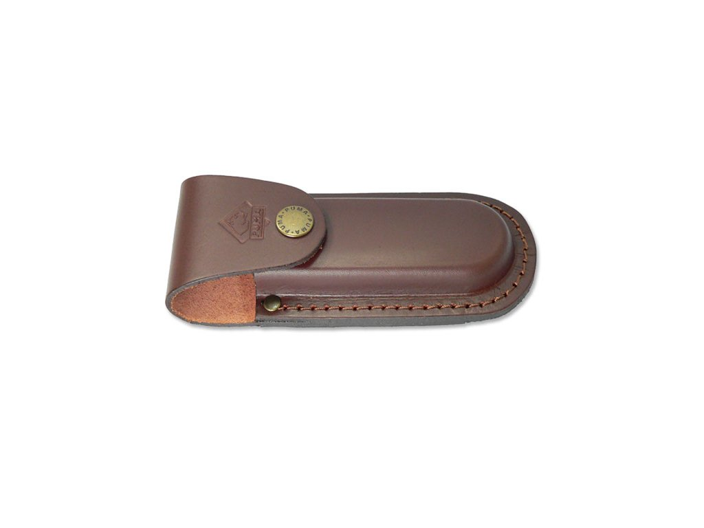 Púzro na nôž - hnedé - 993565