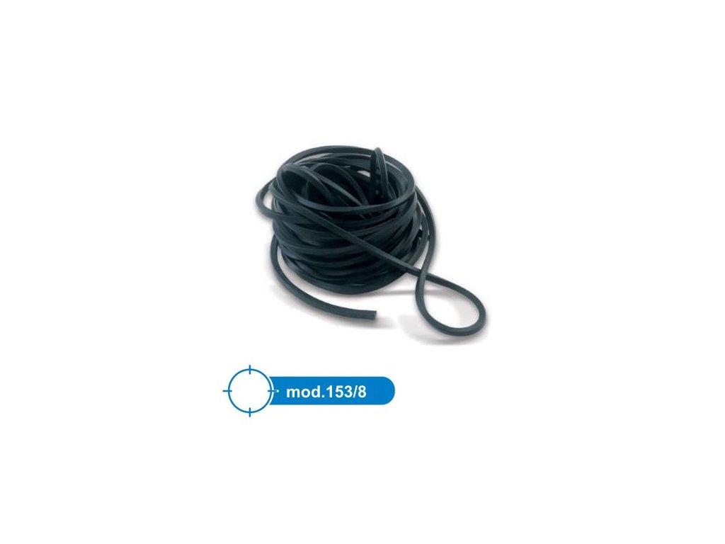 Guma na prak 4.0mm x 4.0mm - 153/008
