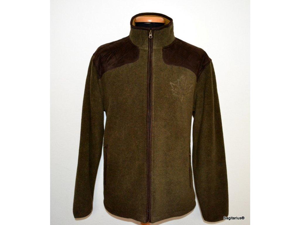 M-Tramp Supersoft Fleece Jacket  - kabát