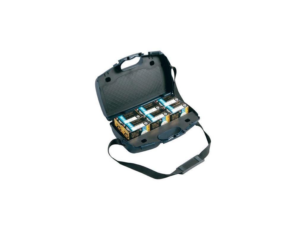 Kufrík na 150 ks brokového streliva s ramenným pásom - 20150