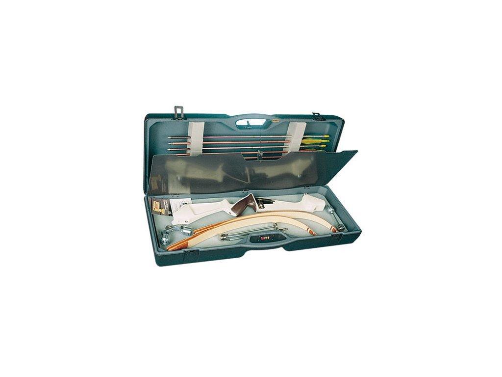 Univerzálny kufor na luk a šípy so zámkom  - 4650