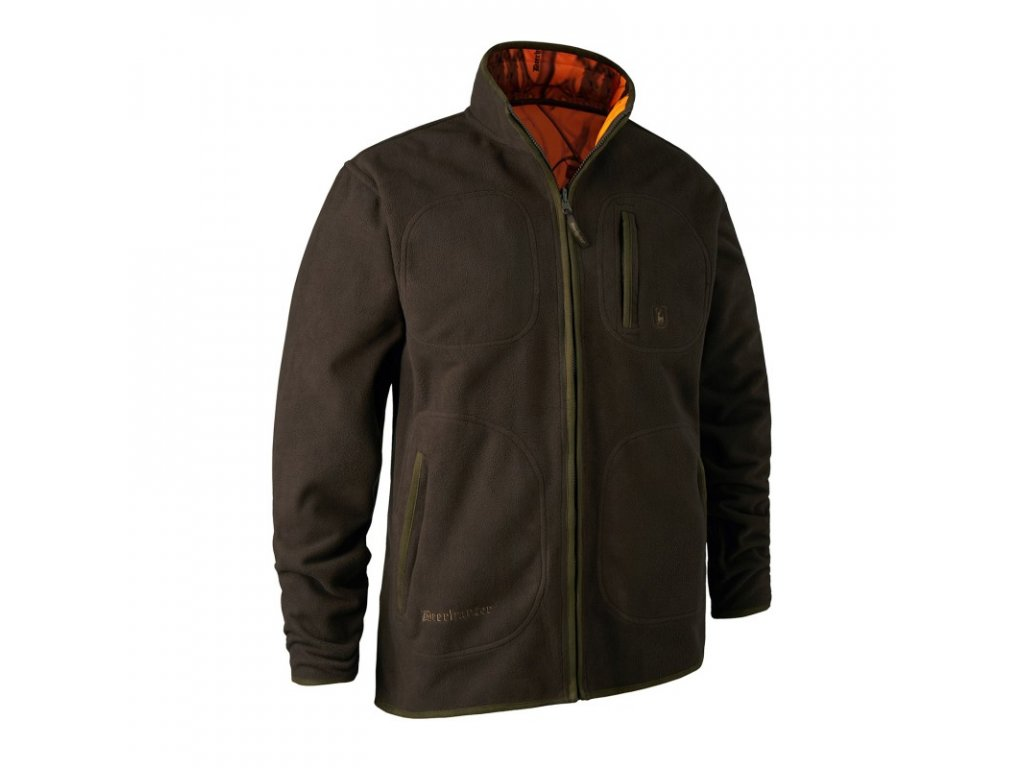 deerhunter gamekeeper reversible jacket obojstranna bunda