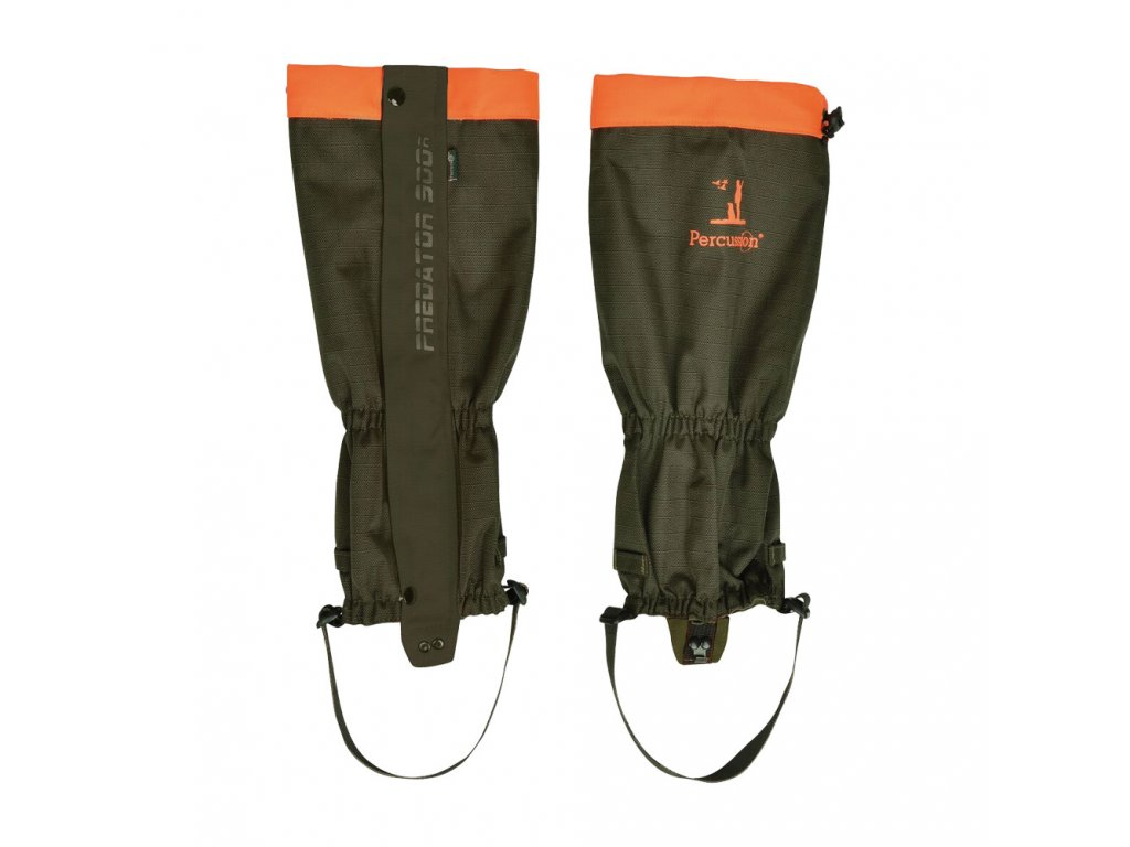 PERCUSSION - Návleky  - GUETRES CHASSE PREDATOR 1200R - 2732