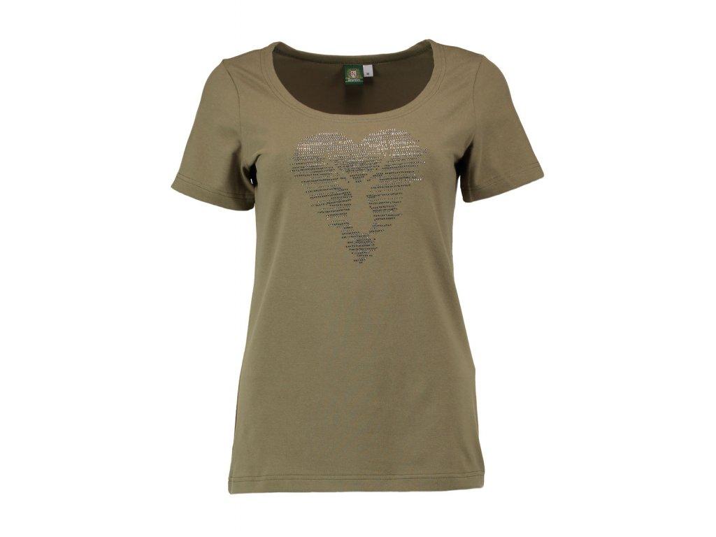 Dámske tričko - 458046-2206-55