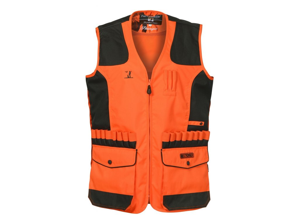 1242 gilet chasse stronger orange face 2017