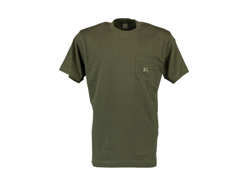 Tričko, krátky rukáv- 128000-2710-55