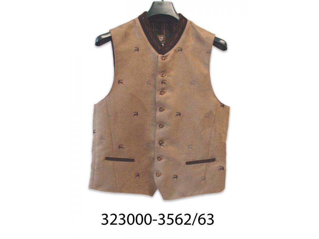 Pánska vesta -323000-3562-63