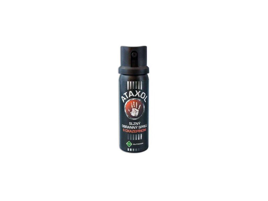 Obranný slzný sprej ATAXOL s oxazepínom, 50ml., FOR3103005