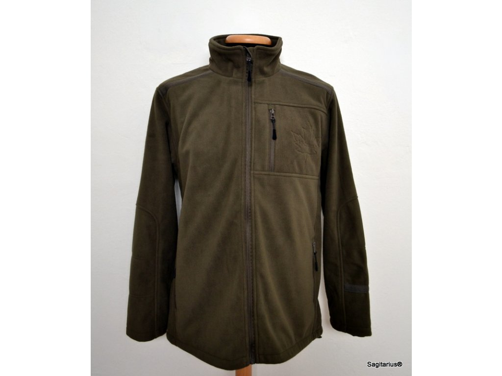 M-Tramp No73 Fleece Jacket  - bunda - KAB00521