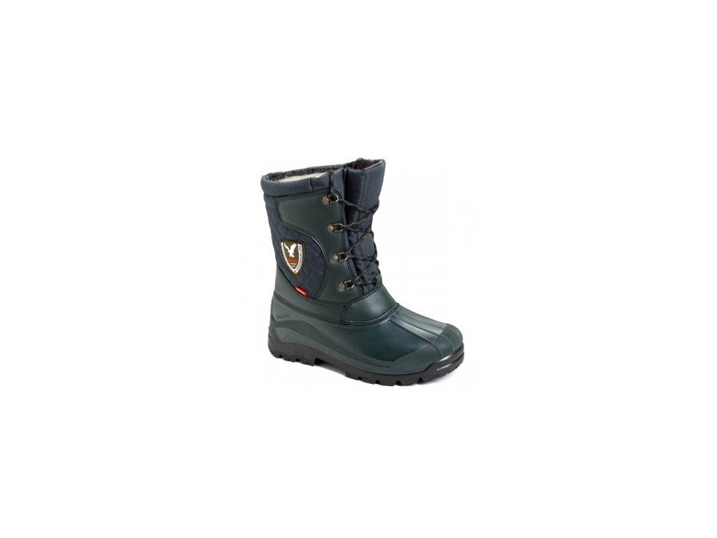 Zateplená nízka obuv Logan Demar