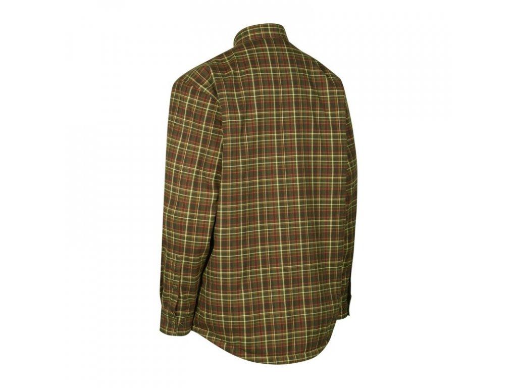 70c9dbbfb4bc Deerhunter Milo Shirt with Pile Lining - zateplená košeľa ...