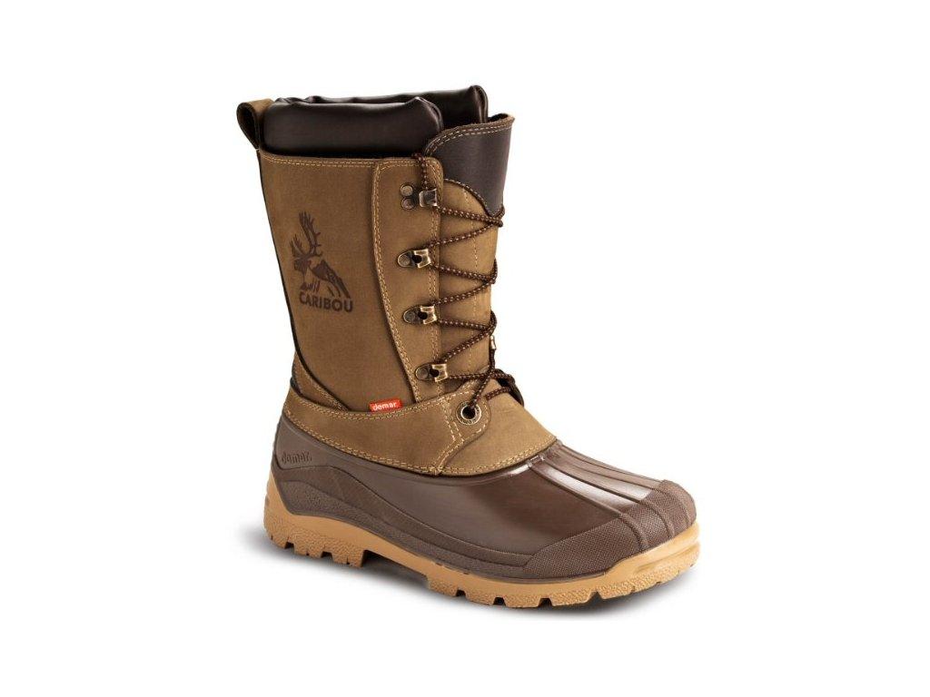 demar caribou pro zimna obuv zoom 10343