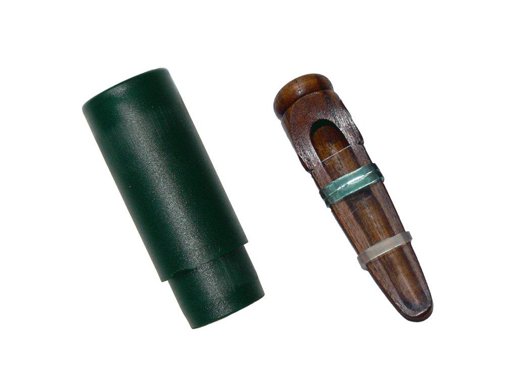 Vábničky - Vrieskanie a nárek srny - univerzál - drevo
