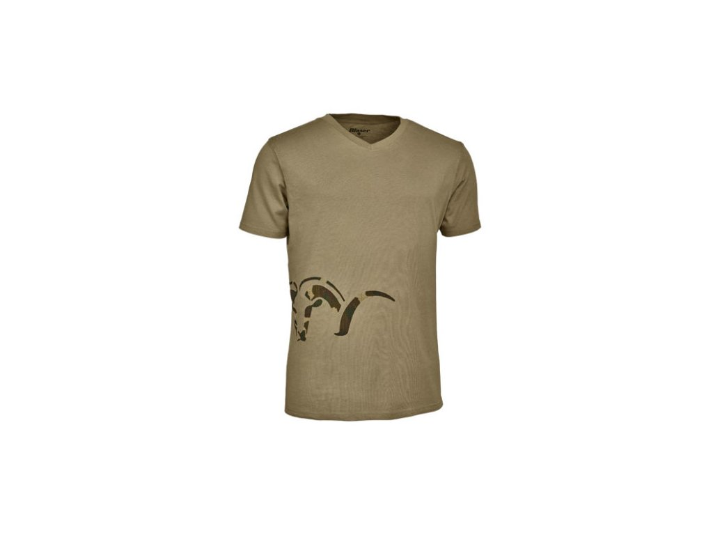 118011 006 613 Blaser Logo V Shirt rechts 4C A4 438x582