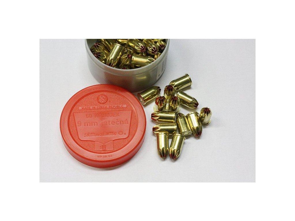 Jatočný náboj malý - 9mm st. 2