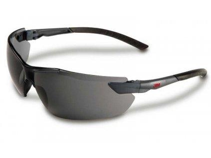 Ochranné okuliare 2821 tmavé sklá