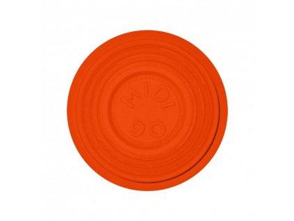Terč asfaltový MIDI 90 (bal. 180 ks) - oranžová farba