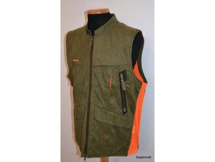 Tech Summer Vest - vesta zelená