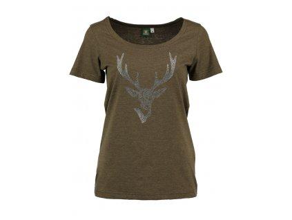 Dámske tričko - 458018-3460-55