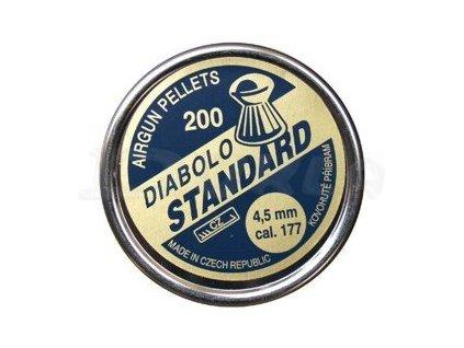 Diabolo standard 4,5mm 200ks