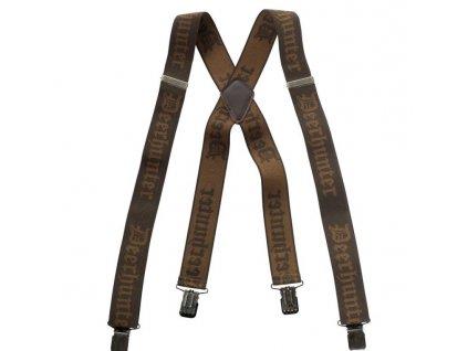 deerhunter braces with clips 120cm traky na klip