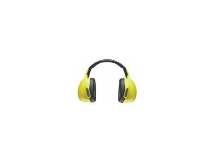 Chrániče sluchu - MSA - žltá farba - low