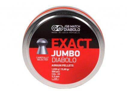 JSB Jumbo Exact 5,52mm - bal.500ks