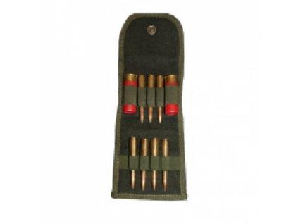 Púzdro na 7 guľových nábojov + 2 brokové náboje - NP63