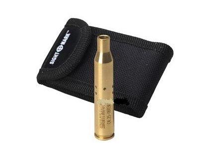 Laserový nastrelovací náboj MARK SIGHT- kal.30-06,270Win.-1mW-172482