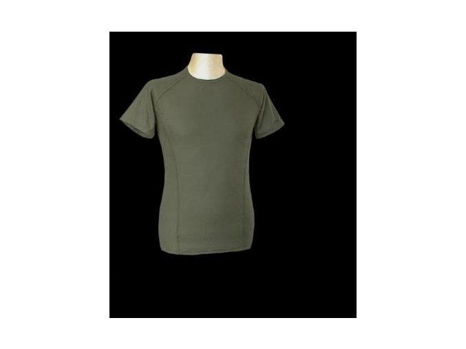 Termo tričko letné krátky rukáv ALEX