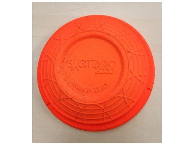 Terč asfaltový SAGITTARIO 2000 - oranžová farba