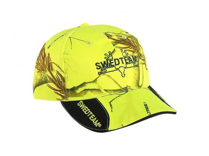 Swedteam šiltovka DEFENDER HiViz - 5SW84-639