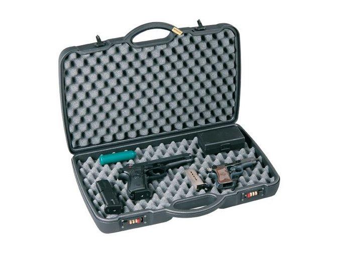 Kufrík na 2 krátke zbrane + 2 zámky s kódom - 2034 P
