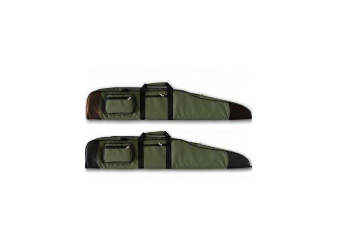 Púzdro na dlhú zbraň s koženkou - 96119 HK