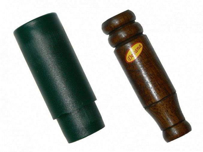 Vábnička - hlas rujnej srny - drevo
