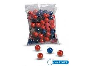 Plastové guličky do prakov 163/0005