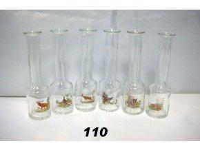Pijačky 50 ml poľovnícky motív - 110