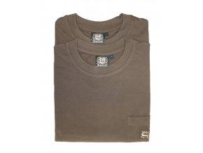 Tričko, krátky rukáv  - 928000-3382-55 - balenie 2 ks