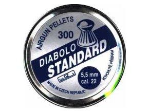 DIABOLO STANDARD kal.5,5mm - bal.300ks