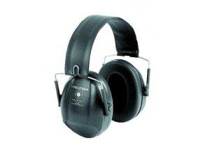 Chrániče sluchu -  Bull´s Eye I čierne H515FB-516-SV
