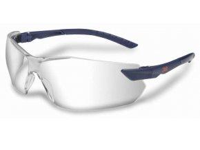 Ochranné okuliare 2820 číre sklá
