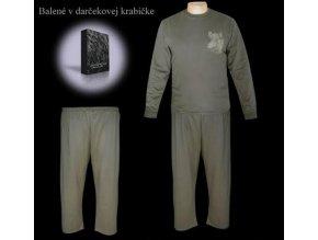 Pyžamo pánske - dlhý rukáv