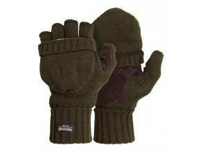 M-Tramp Winter Mitts  - rukavice kombinované s kožou -  SAP00517