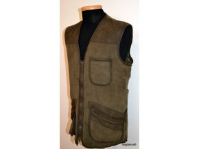 M-Tramp Microcord Hunting Vest - strelecká vesta  -  MEL00226