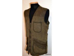 M-Tramp Microcord Hunting Vest - strelecká vesta  -  MEL00226