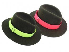 Reflexná páska na klobúk bez reflexného pásiku
