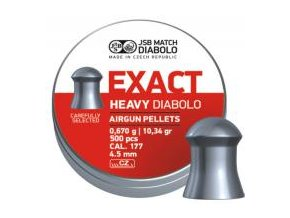 JSB Exact Heavy kal.4,52mm - bal. 500ks