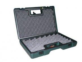 Kufrík na 2 krátke zbrane + zásobník - 2025 l